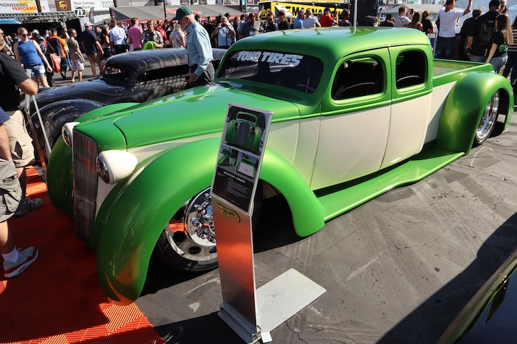Truckin Oddities of SEMA 2019