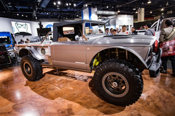 Sema 2019 Truckin Off Road Gallery