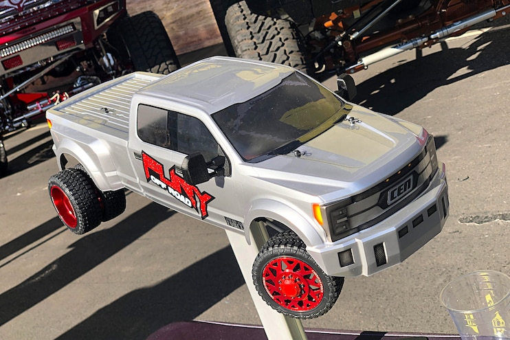 Top 20 RC Cars and Trucks of SEMA