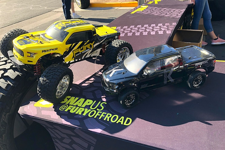Top 20 Rc Cars Of The 2019 Sema Show