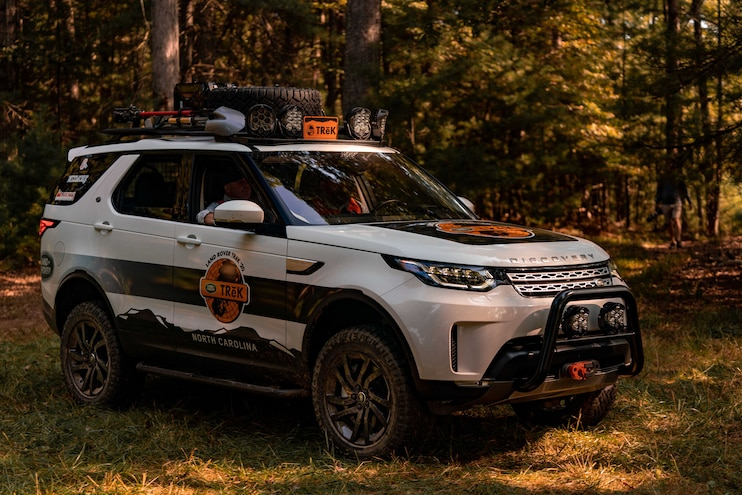 We Compete In the 2020 Land Rover TReK Program!