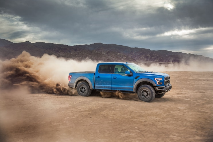 Truck Performance: The Execution of an Action