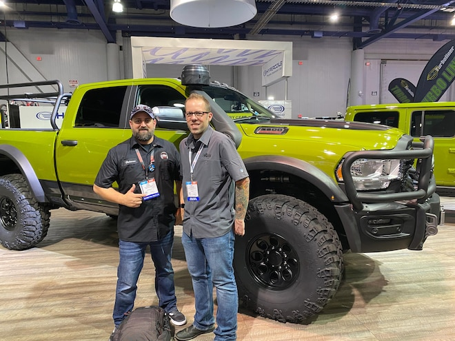 Episode 95 of The Truck Show Podcast: SEMA Show 2019, Part 2