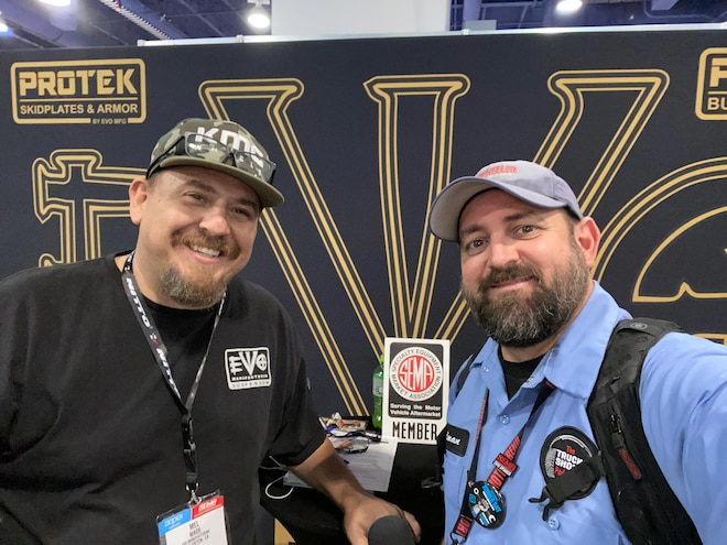 Truck Show Podcast Episode 96 Sema Part 3 3