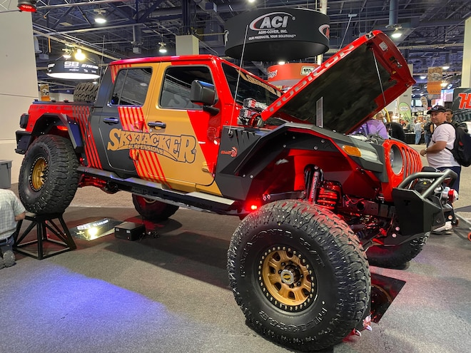 Truck Show Podcast Episode 96 Sema Part 3 6