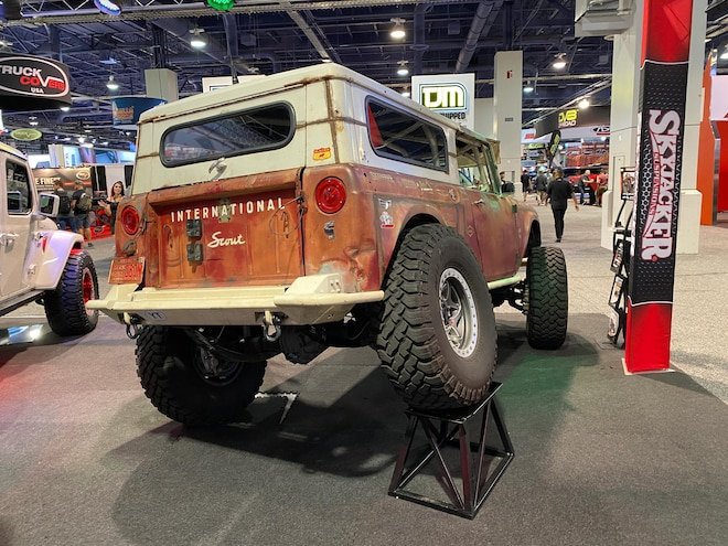 Episode 96 of The Truck Show Podcast: SEMA Show 2019, Part 3