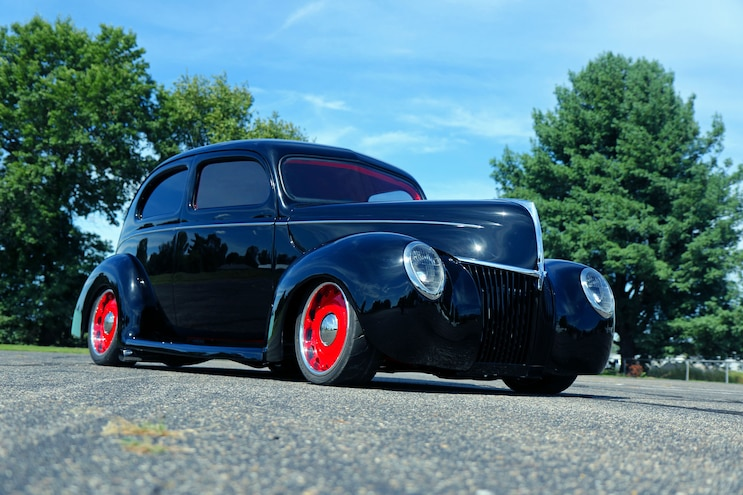 Cummins-Powered 1939 Ford Sedan Deluxe