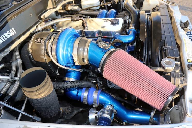 004 850hp 2007.5 Dodge Ram 2500 Engine
