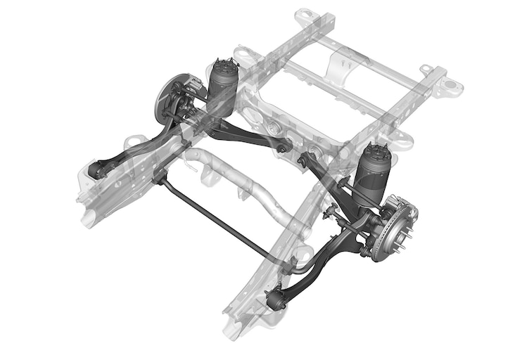 005 All New Independent Rear Suspension