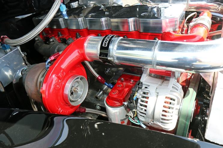 006 1939 Ford Sedan Deluxe Engine