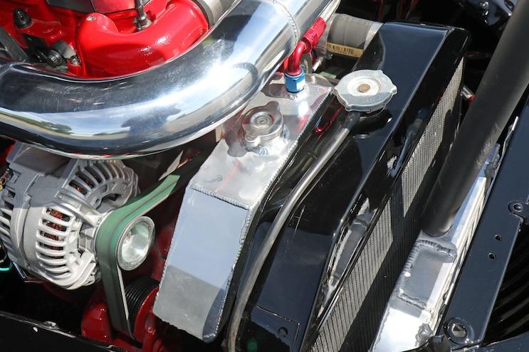 007 1939 Ford Sedan Deluxe Engine