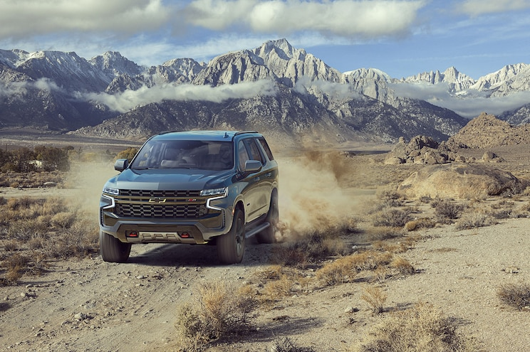 013 2021 Chevrolet Tahoe Z71
