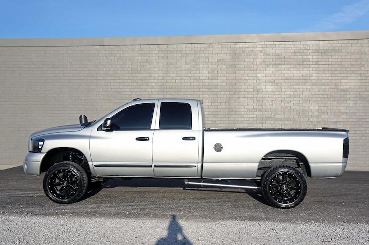 015 850hp 2007.5 Dodge Ram 2500 Side