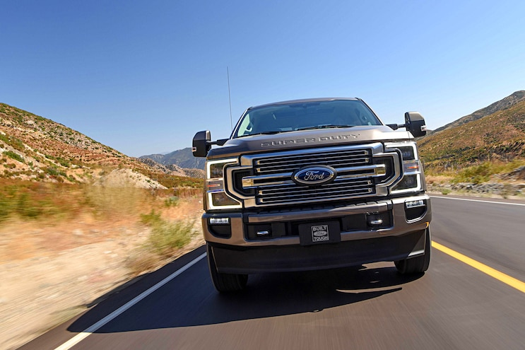 016 Ford F 250 Super Duty Wins Truck Trends 2020 PTOTY