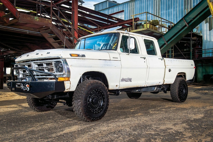 1972 Ford F 250 Ranch Truck 23