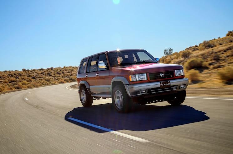 1997 Acura Super Handling Slx Front Quarter 05