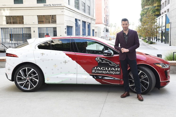 2019 Jaguar I Pace Side Profile Jonathan Scott