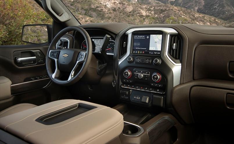 2020 Chevrolet Silverado 1500 LTZ Duramax Turbodiesel I-6 ...