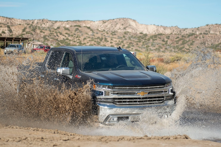 2020 Chevrolet Silverado 1500 Duramax: 2020 Pickup Truck of the Year Contender