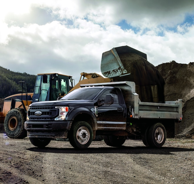 2020 Ford Super Duty Chassis Cab: Ready To Work