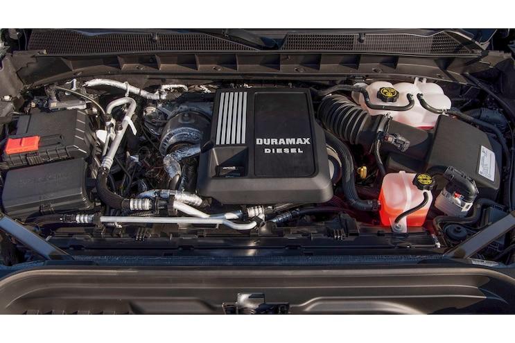 2020 Gmc Sierra 1500 At4 Duramax Ptoty Engine
