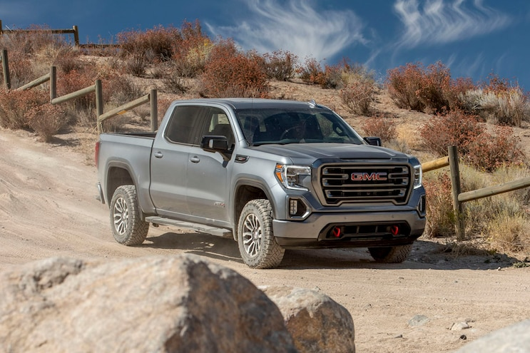 2020 GMC Sierra 1500 AT4 Duramax: 2020 Pickup Truck of the Year Contender
