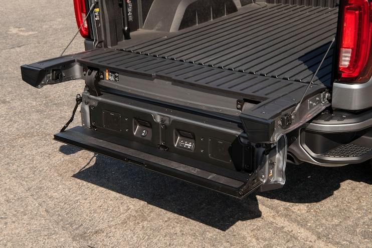 2020 Gmc Sierra 1500 At4 Duramax Ptoty Tailgate