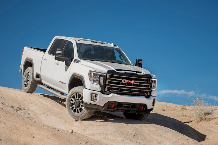 2020 GMC Sierra 2500HD AT4 Duramax: 2020 Pickup Truck of the Year Contender