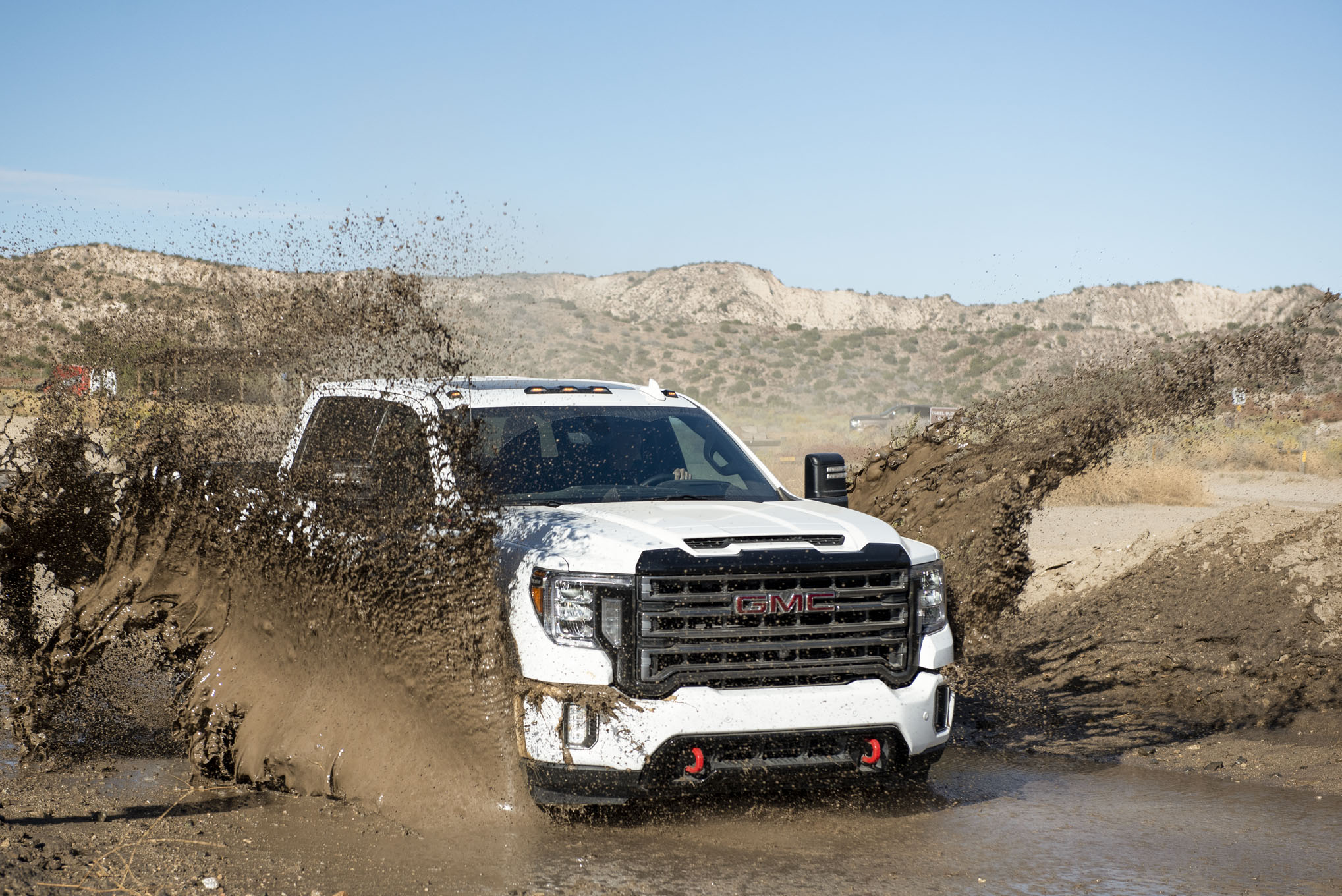 2020 Gmc Sierra 2500hd At4 Duramax 2020 Pickup Truck Of The Year Contender