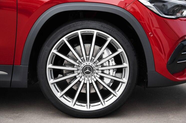 2021 Mercedes Amg Gla 35 Exterior Brakes
