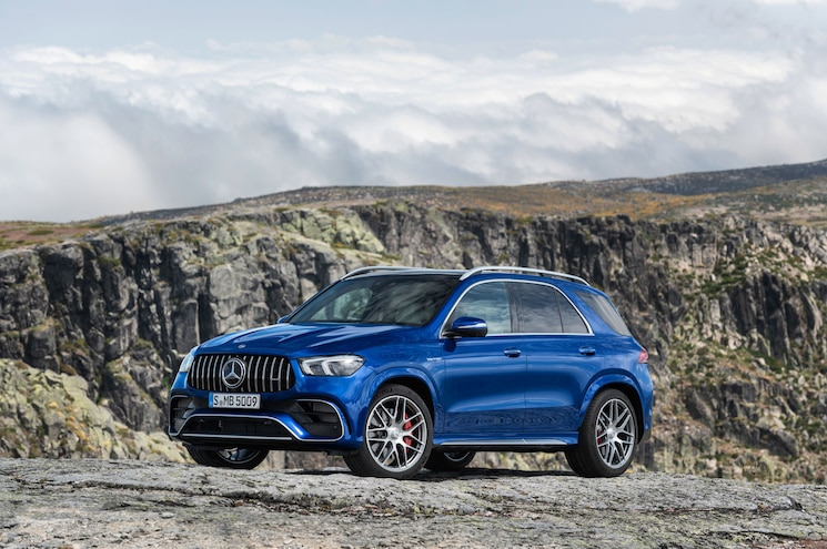 First Look – 2021 Mercedes-AMG GLE 63 S