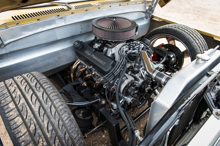 640hp 1975 Ford F 100 Engine