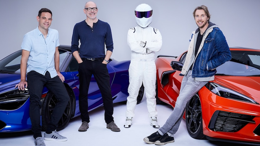 REVEALED! Meet the Hosts of Top Gear America