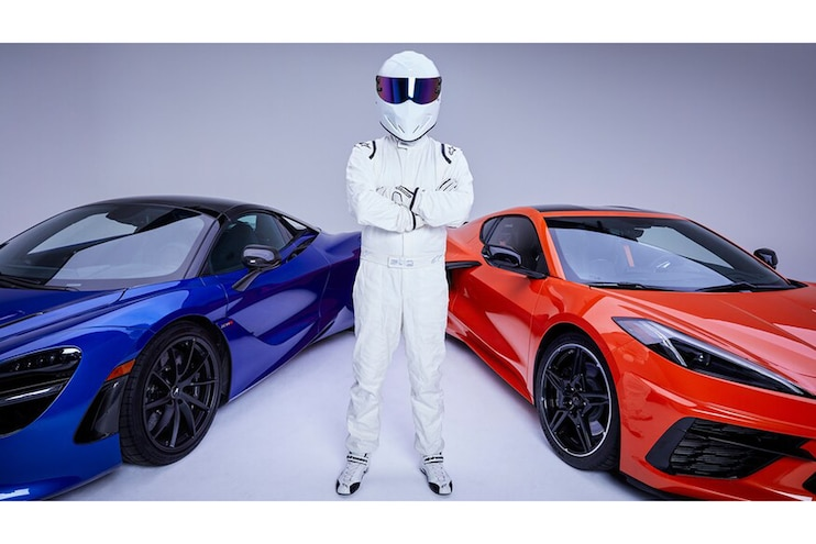 The Stig Of Top Gear America 2