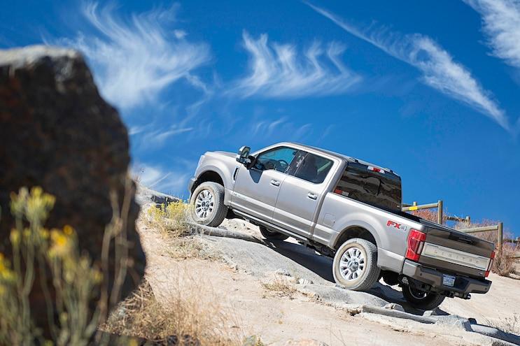 Ford F 250 Super Duty Wins Truck Trends 2020 PTOTY Climb