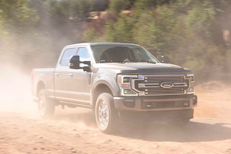 Ford F 250 Super Duty Wins Truck Trends 2020 PTOTY Off Road