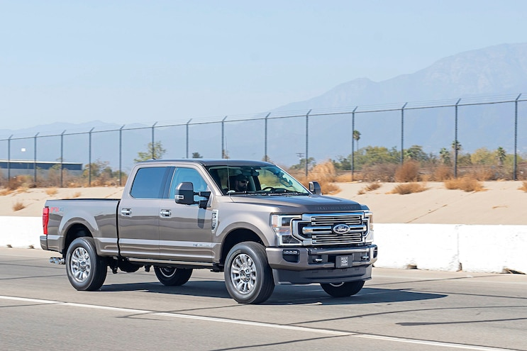 Ford F 250 Super Duty Wins Truck Trends 2020 PTOTY