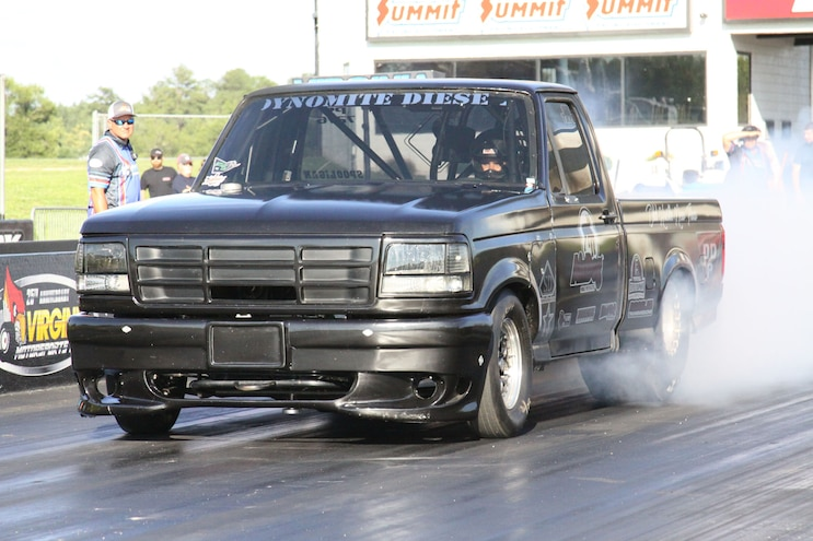 Mindy Jackson: ODSS Firepunk Diesel 5.90 Index Champ