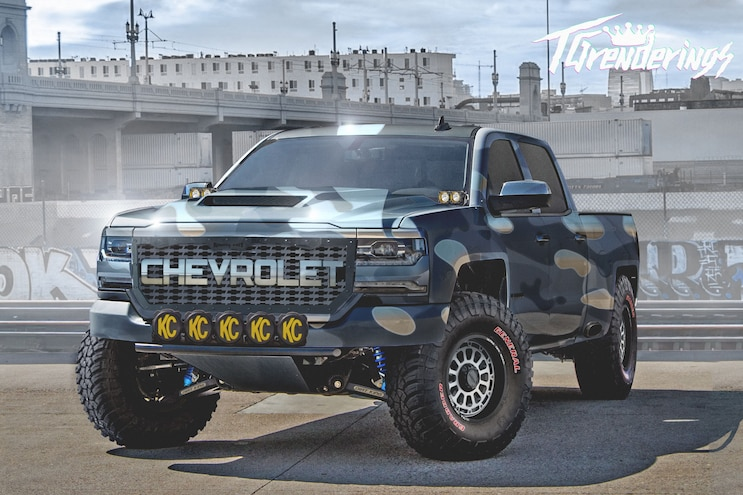 SEMA Truck Builds Managed by Truck Guru