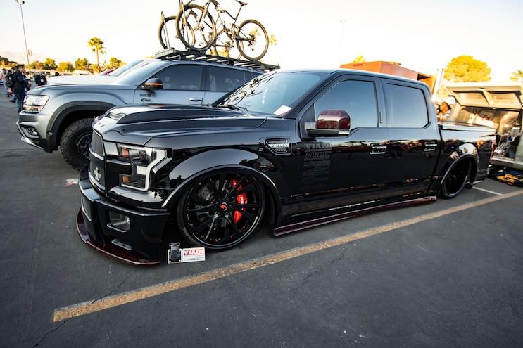 Top 25 Laid Out Trucks Sema 2019 12