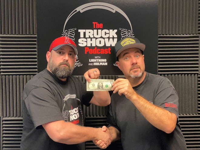 Episode 98 of The Truck Show Podcast: What the (Cyber)Truck?