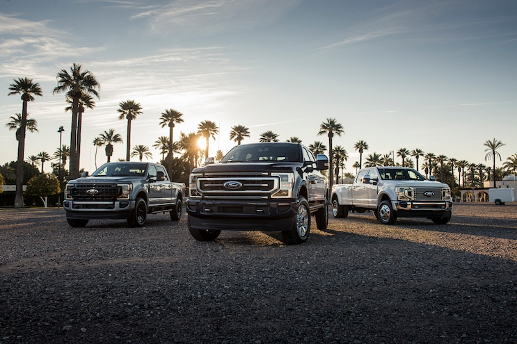 2020 Ford F-250, F-350, and F-450 First Drive