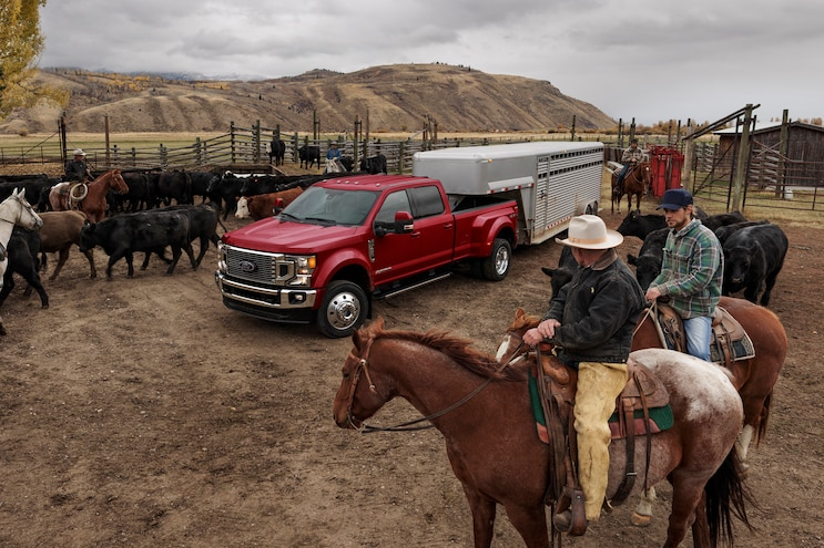 001 Trucks That Tow 30000 Pounds Ford F 450 Super Duty