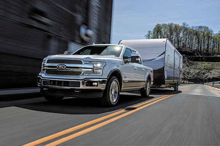 002 Trucks That Tow 10000 Pounds Ford F 150
