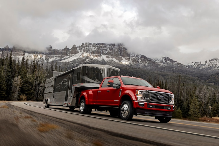 002 Trucks That Tow 30000 Pounds Ford F 450 Super Duty