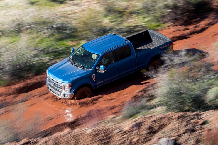 003 2020 Ford Super Duty First Drive