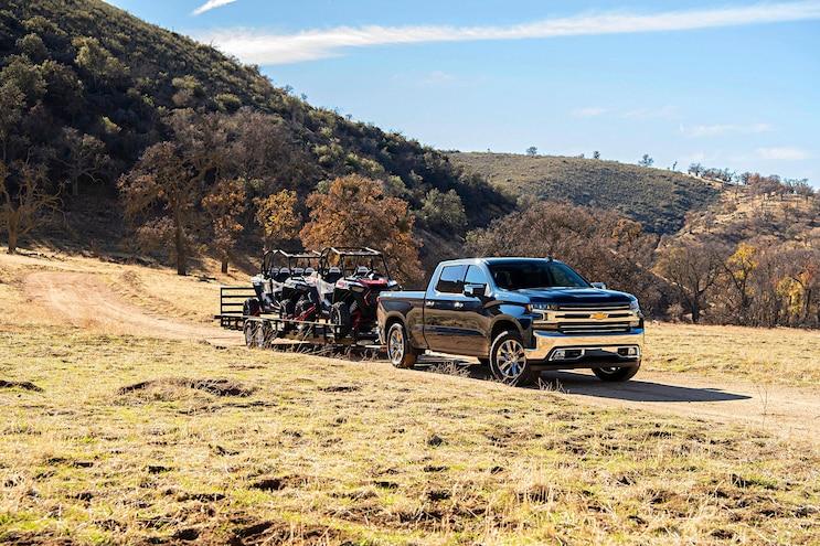 004 Trucks That Tow 10000 Pounds Chevrolet Silverado