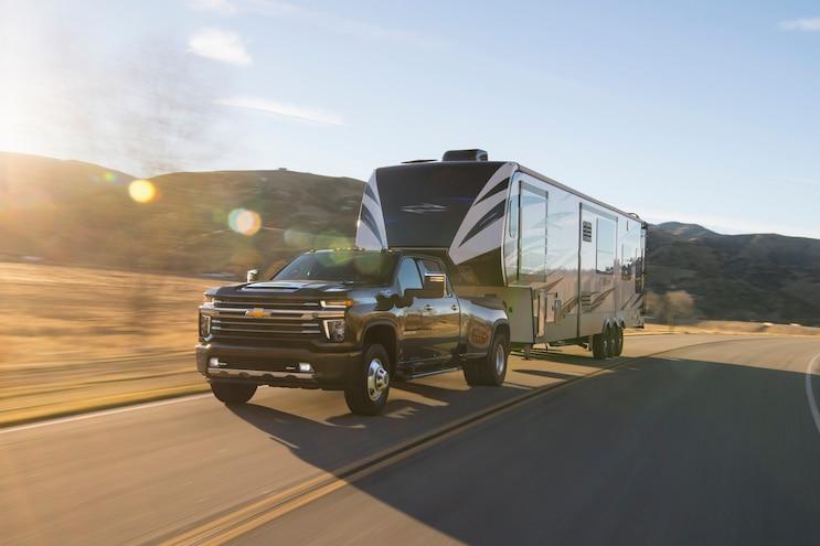 004 Trucks That Tow 30000 Pounds 2020 Chevrolet Silverado 3500hd