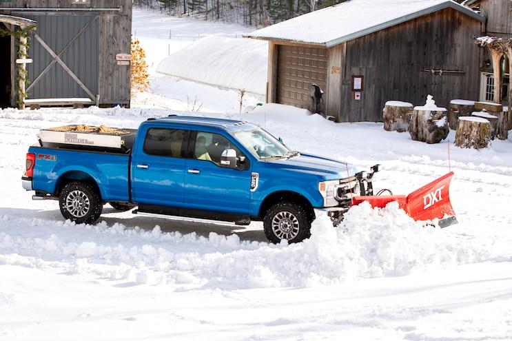 005 2020 Ford Super Duty Best In Class Snow Plow