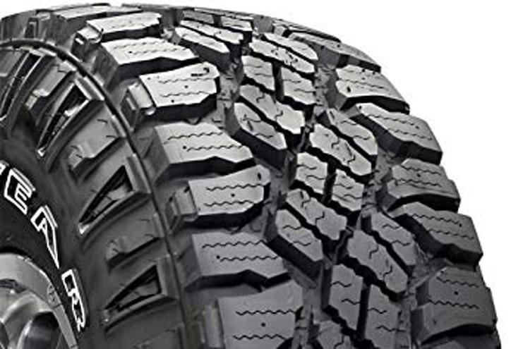 005 Top 7 Tires Goodyear Duratrac